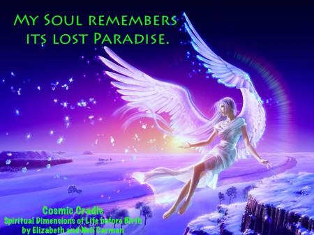A souls remembers its lost paradise...